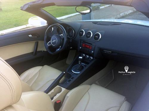 audi tt roadster 2.0 tfsi aut. 2012 branco