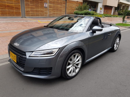 audi tt roadster 2.0 turbo 230hp 2017 17.000km