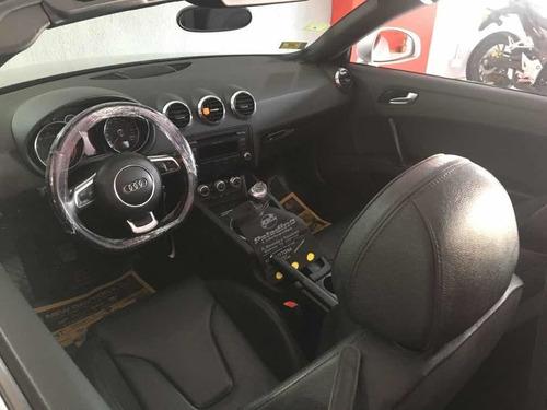 audi tt roadster 2012 cabriolet  permuto/ financio!!