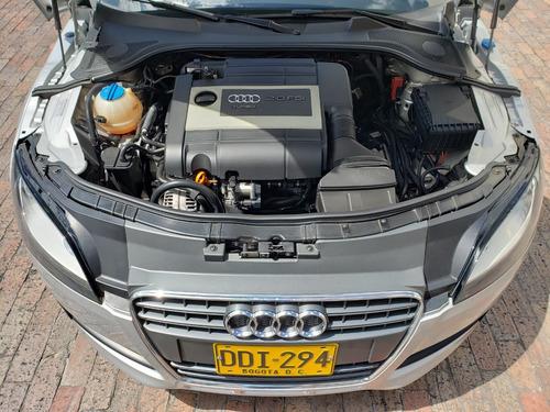audi tt turbo at 2000 cc t 2010