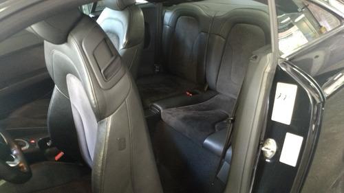 audi tt turbo negro phantom coupe 1984cc 200hp 280nm