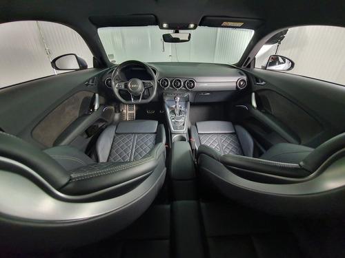 audi tts 2.0 tfsi coupé 16v gasolina 2p s-tronic 2017/20...