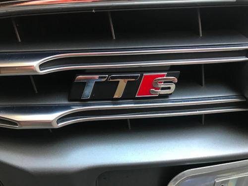 audi tts 2.0 tfsi s-tronic 2p roadster 2011