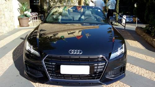 audi tts 2.0 tfsi s-tronic quattro roadster 2016