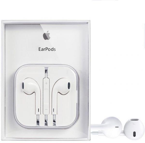 9b072f649c9 Audifono Apple Earpods Entrada 3.5 Mm - S/ 42,00 en Mercado Libre