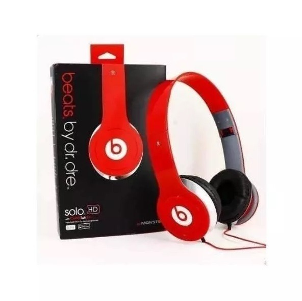bd912171271 Audifono Beats Solo Studio Dr Dre Monster Hd Pc Laptop Mp3 - Bs.  11.111.111,00 en Mercado Libre