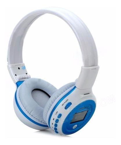 audífono bluetooth b570c (fm, led, mp3, aux)
