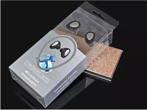 audifono bluetooth gemelos estereo iphone 7 twins magnetico