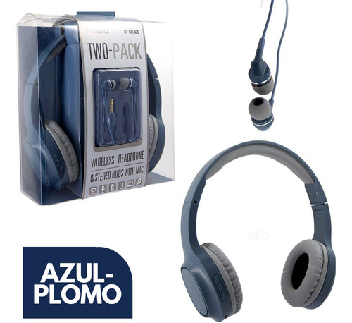 audifono bluetooth handsfree recargable