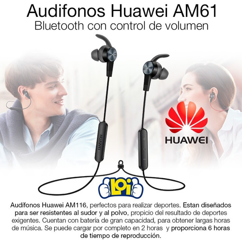 audifono bluetooth huawei recargable loi chile