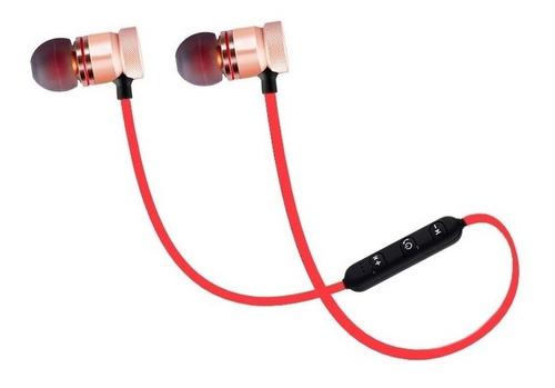 audífono bluetooth inalámbrico metálicos qbit estereo
