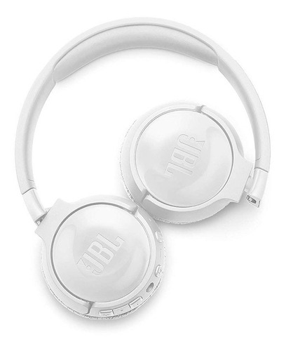 audífono bluetooth jbl tune 600 bt blanco - mobilehut