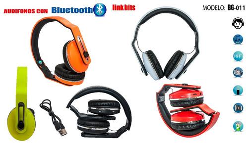 audifono bluetooth mano libre marca link bits modelo:bg-011