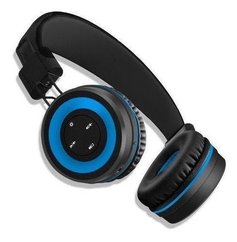 audífono bluetooth master g mgbt7bl batería 3000 mah
