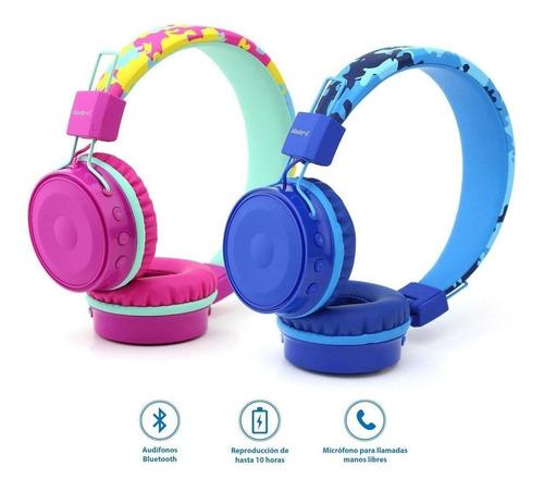 audífono bluetooth over ear master g mgbt20bl