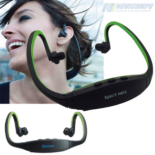 audifono bluetooth sport, alta calidad, reproductor mp3