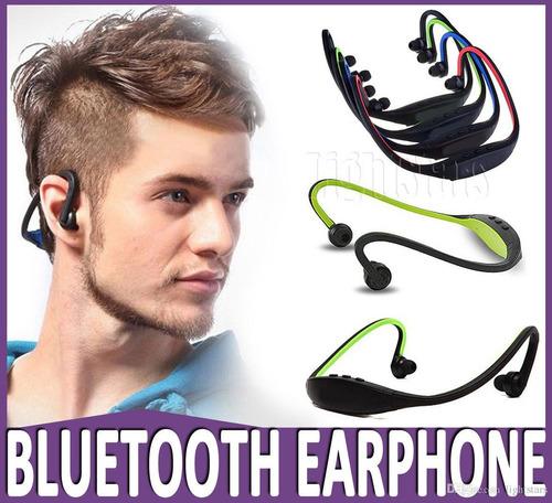 audífono bluetooth sport para deportistas manos libres