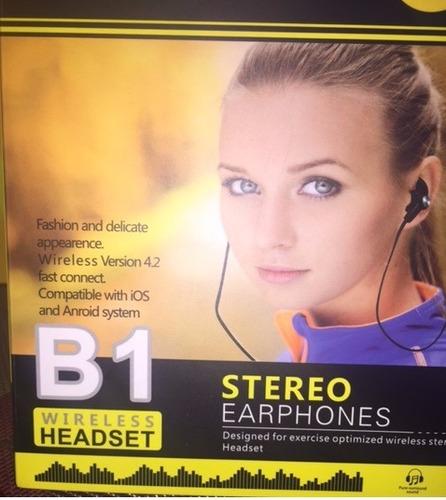 audifono bluetooth wireless sownd envio gratis