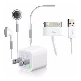 audifono cargador cable tipo original iphone 3 4,5,6, ofert