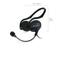 audifono con microfono microsoft