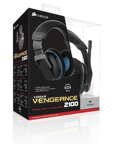 Corsair Vengeance 2100 Gaming Headset Drivers for Windows Download