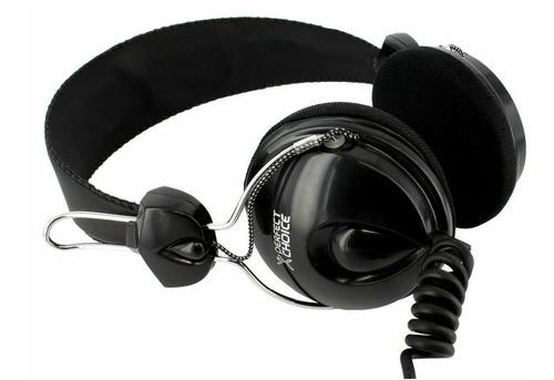 audifono diadema con microfono y control de volumen tampico