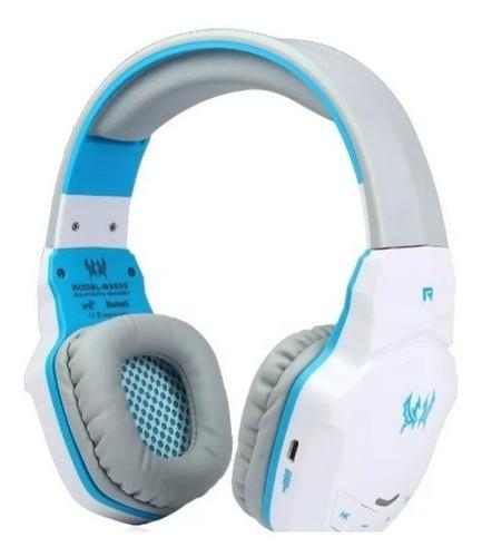 audifono diadema gamer b3505 bluetooth microfono android pc