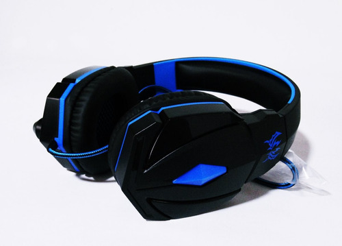 audifono diadema gamer kotion each g4000 usb led
