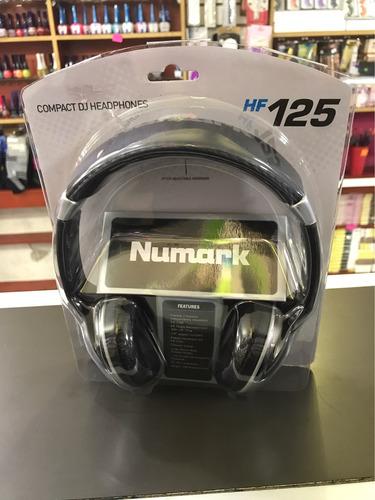 audífono dj hf 125 mimarlanumark