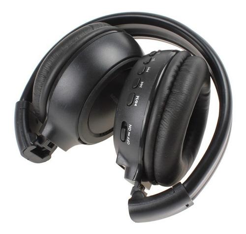 audífono dj mp3 n65 (fm, micro sd, auxiliar)