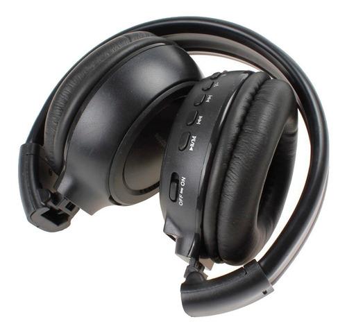 audífono dj n65 mp3 (fm / micro sd / pantalla)