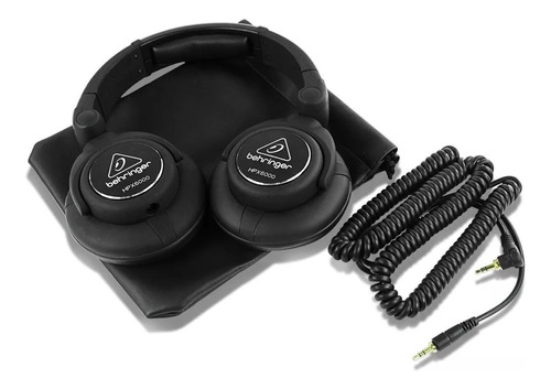 audífono dj profesional behringer hpx6000 + garantía