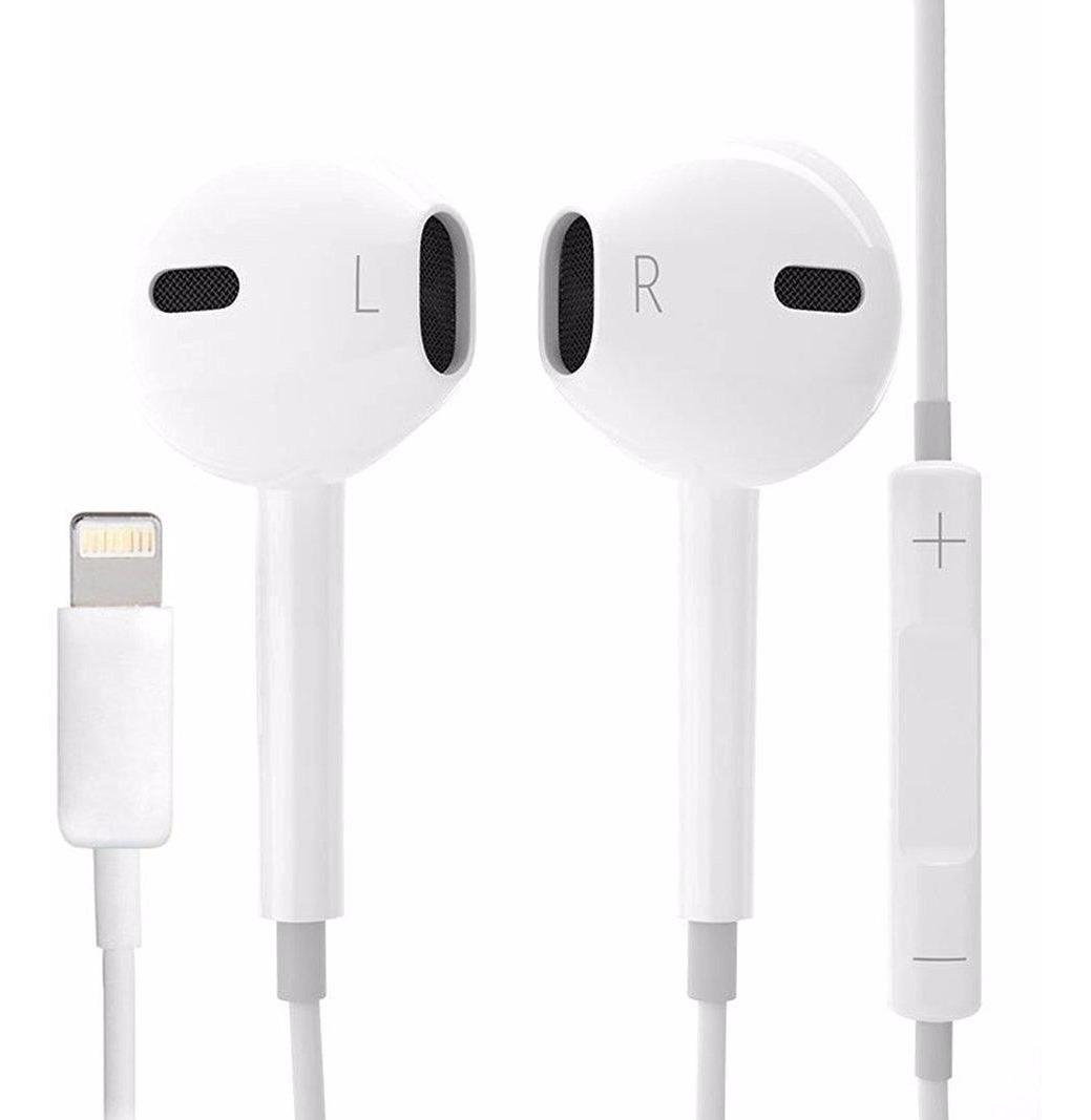 51c233cec01 audifono earpod apple 100% original celulares iphone 8 plus. Cargando zoom.