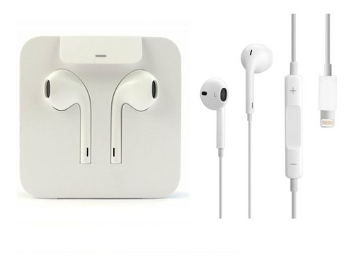 audifono earpods iphone 7/8/x/xs/xsmax/11/ pro 100%original