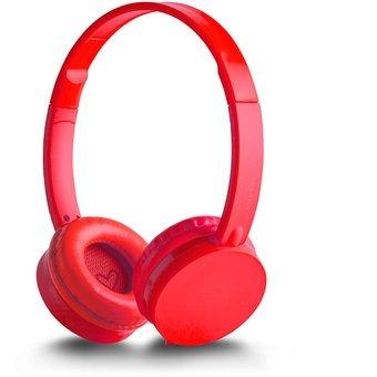 audífono energy sistem colors- rojo