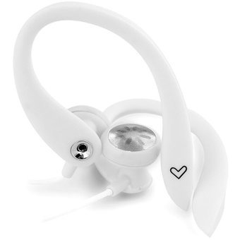 audífono energy sistem deportivo- blanco