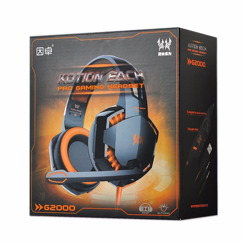 audifono gamer koton g2000