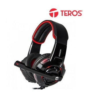 audífono gamer teros te-hg 9005 usb sonido 7.1
