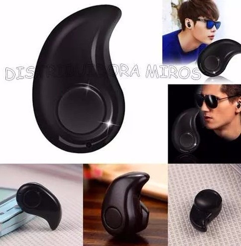 audífono handfree s530 bluetooth v4.0 - llamadas y musica