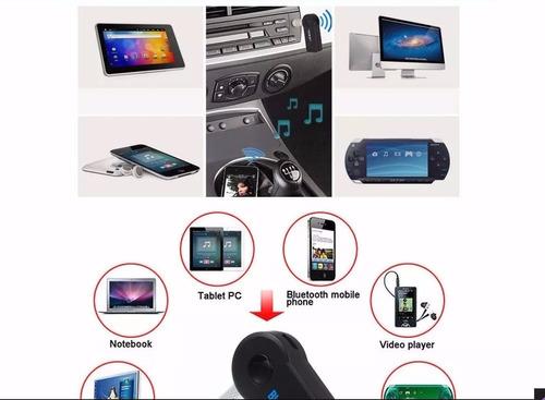 audifono handsfree bluetooth para carro musica y llamadas