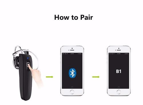 audífono handsfree bluetooth v4.1  envió gratis lima metropo