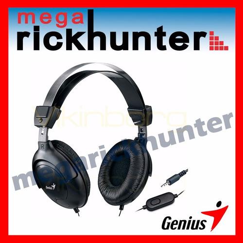 audifono handsfree genius hs-m505x ,ideal android c/ micro