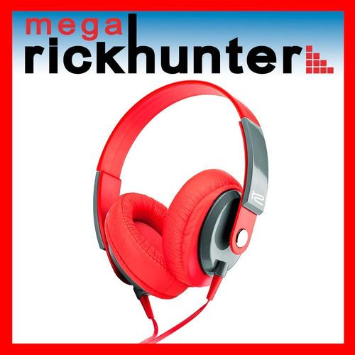 audifono handsfree klip xtreme obsession khs-550 rojo
