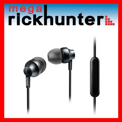 audifono handsfree philips chromz she3855 android ipho negro