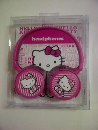 audifono hello kitty 3d para ipod iphone