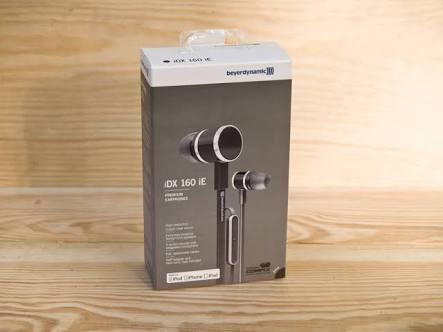 audífono hifi beyerdynamic idx160 ie