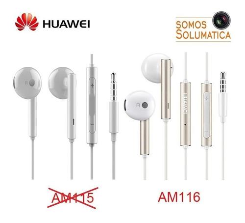 audifono huawei original am116 p8 p9 p10 3.5mm envio gratis