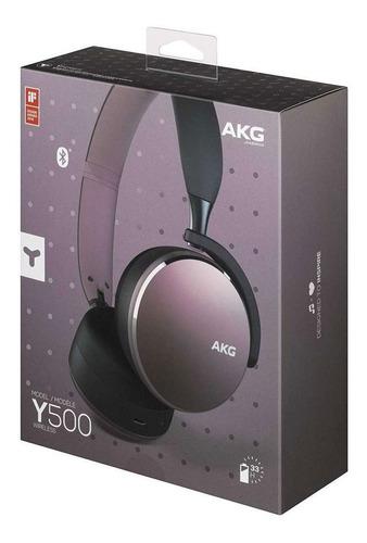 audífono inalámbrico akg y500 bluetooth diadema samsung