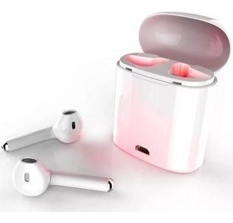 audifono inalambrico i7s bluetooth airpods para ios android