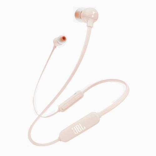 audifono jbl in-ear t110 bluetooth rosado